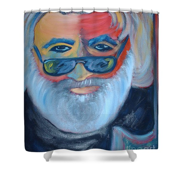 Jerry Shower Curtain