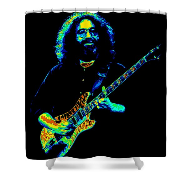 Jerry T1 Shower Curtain