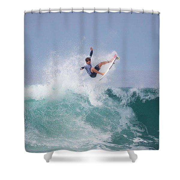 Jesse Mendes 4386 Shower Curtain