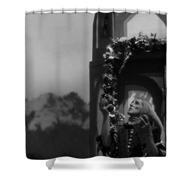 Jester Shower Curtain