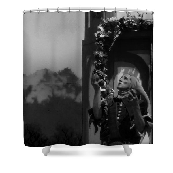 Jester Shower Curtain