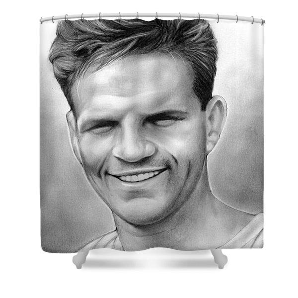Jim Elliot Shower Curtain