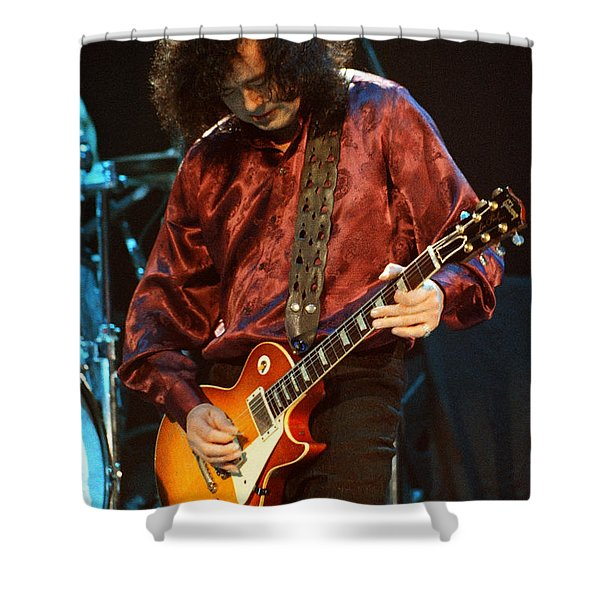 Jimmy Page-0022 Shower Curtain