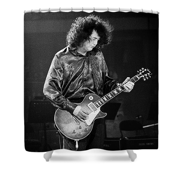 Jimmy Page-0028 Shower Curtain