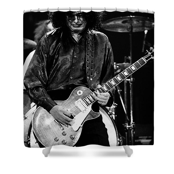 Jimmy Page-0048 Shower Curtain