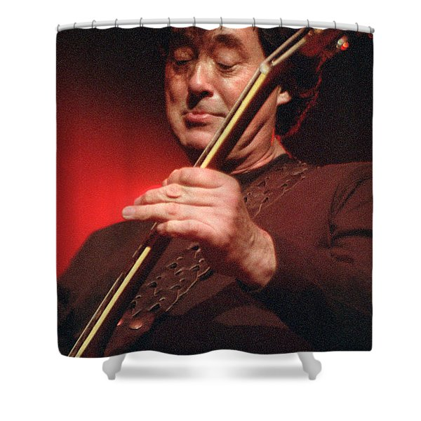 Jimmy Page 2 Shower Curtain