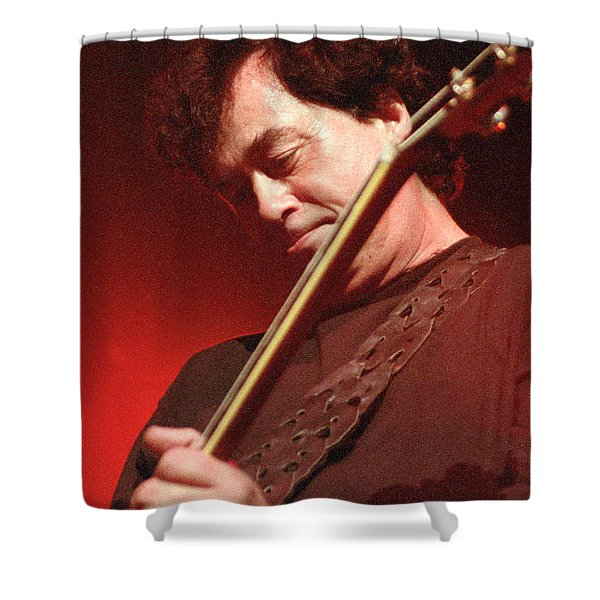 Jimmy Page 3 Shower Curtain