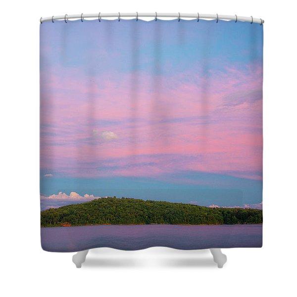 Jocassee 1 Shower Curtain