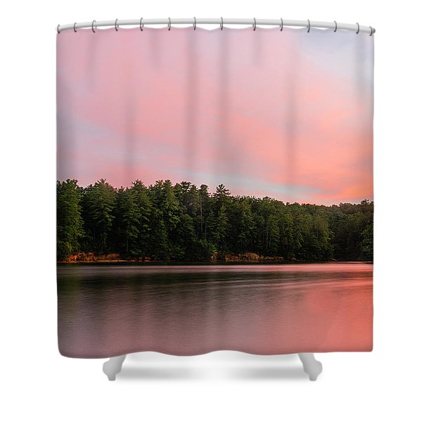 Jocassee 2 Shower Curtain