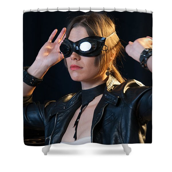 Johana Shower Curtain