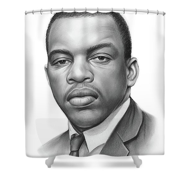 John Lewis Shower Curtain