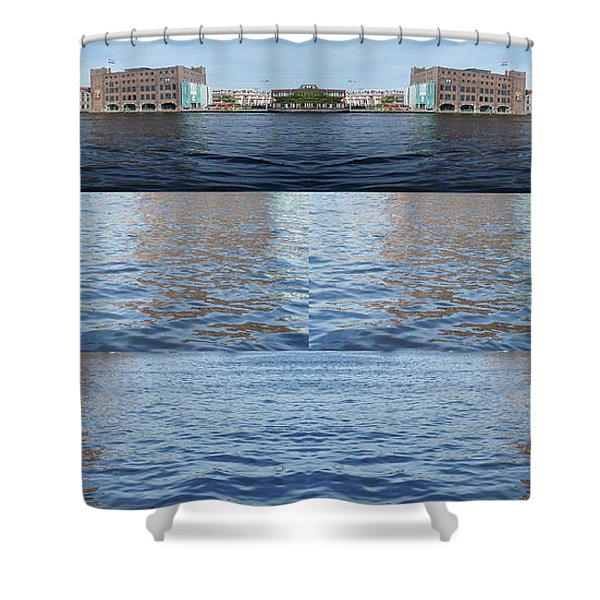 Joiner Sea Shower Curtain