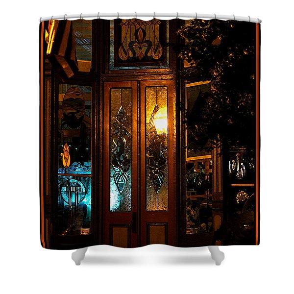 Jonesborough Tennessee 14 Shower Curtain