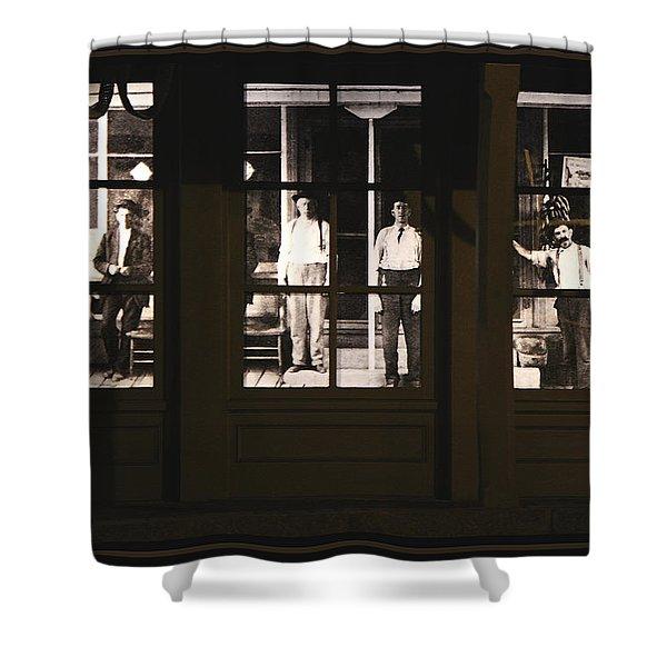 Jonesborough Tennessee 15 Shower Curtain
