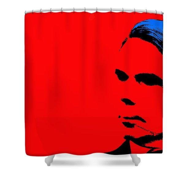 Jose Maria Aznar Shower Curtain