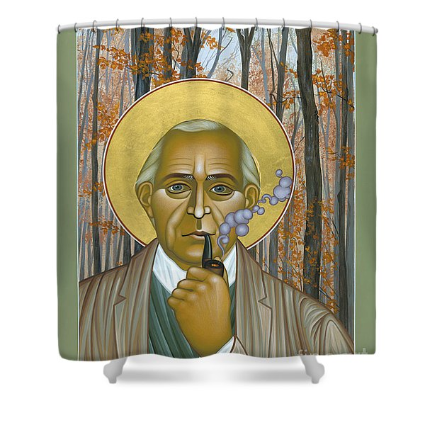 J.r.r. Tolkien - Rljrt Shower Curtain