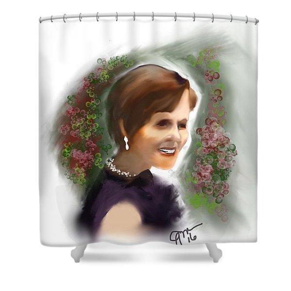 Julia Shower Curtain