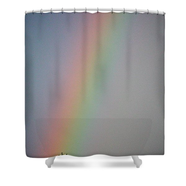 Just A Piece Shower Curtain