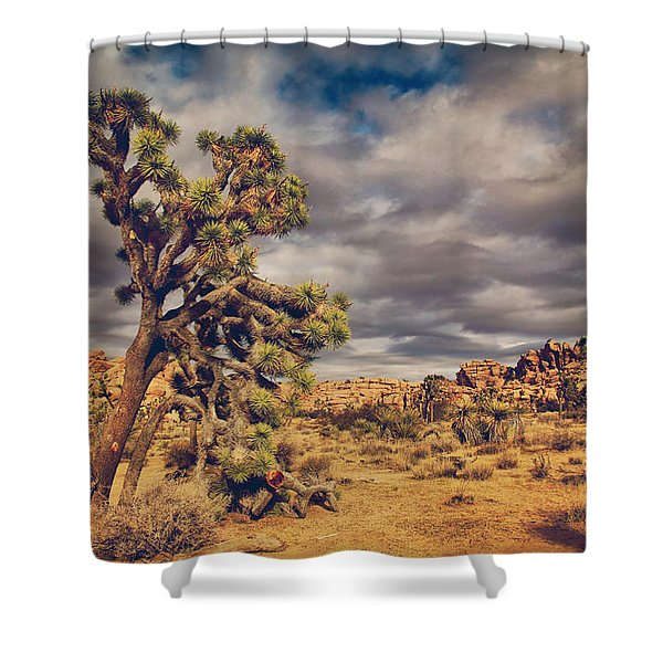 Just A Touch Of Madness Shower Curtain