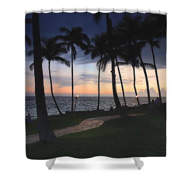 Just Simply Be Mine Shower Curtain