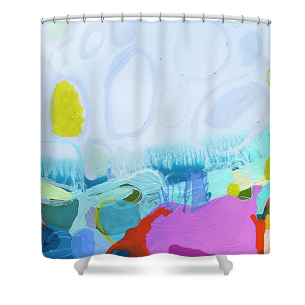Just Sing Shower Curtain