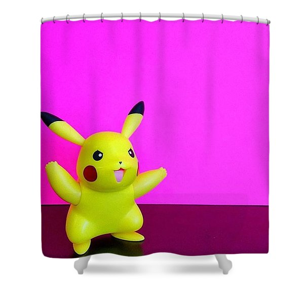 Just Some #saturdaymorning #silliness Shower Curtain