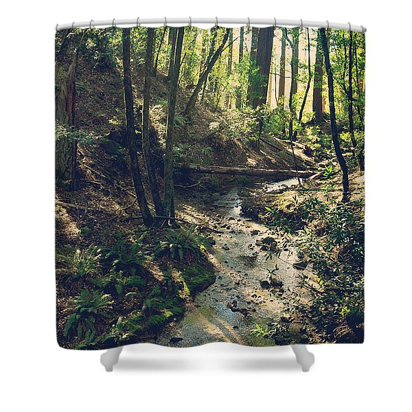 Just Think Of Me Shower Curtain