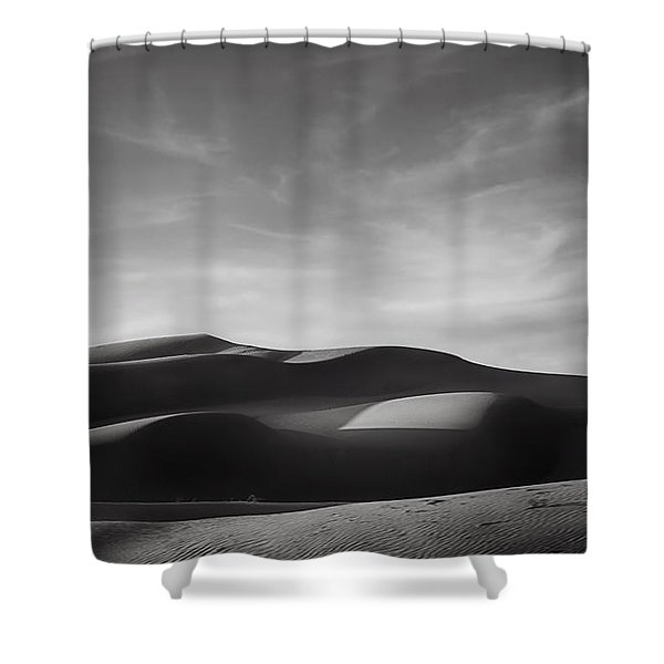 Just Tryin' To Find Some Peace Shower Curtain