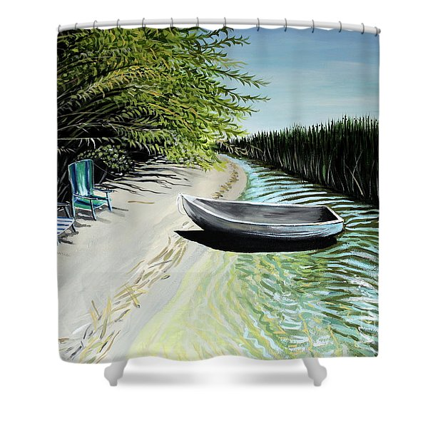 Just You And I Shower Curtain