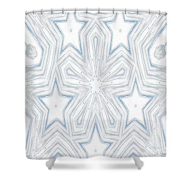 K3 Shower Curtain