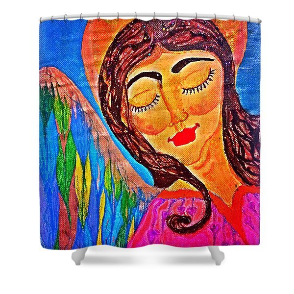 Kaeylarae Shower Curtain