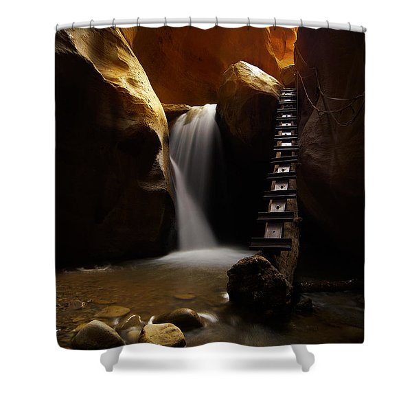 Kanarraville Shower Curtain