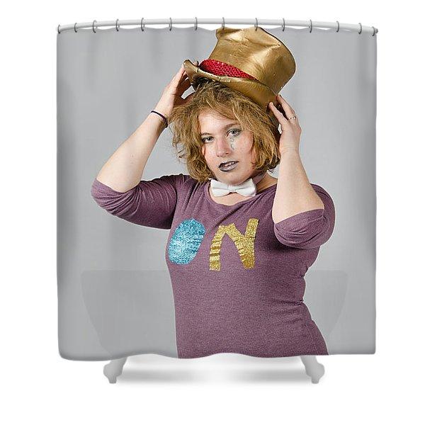Karen Shower Curtain