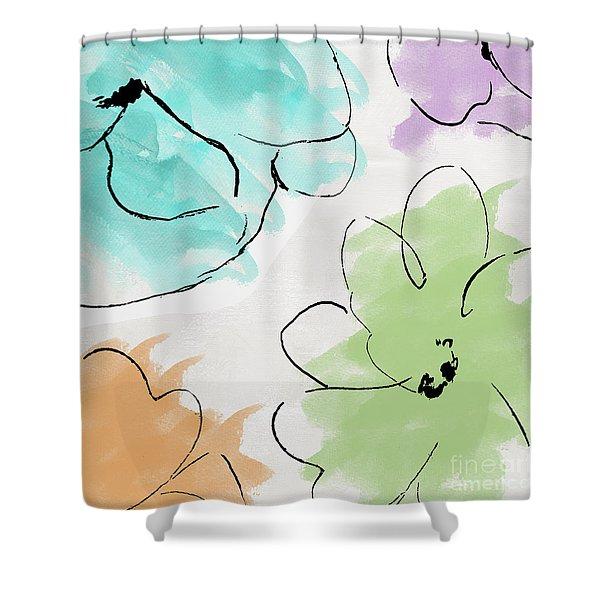 Kasumi Shower Curtain