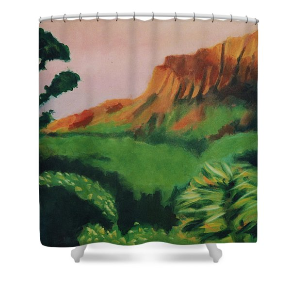 Kauai Shower Curtain