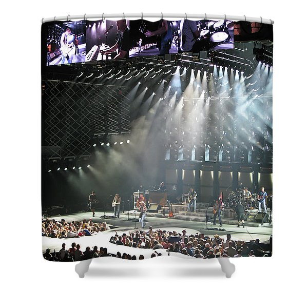 Kenny Chesney Shower Curtain
