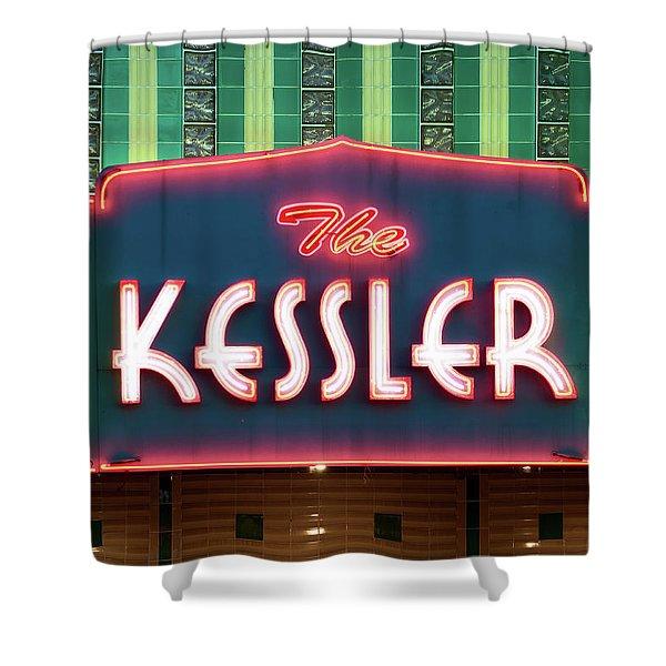Kessler Theater 042817 Shower Curtain