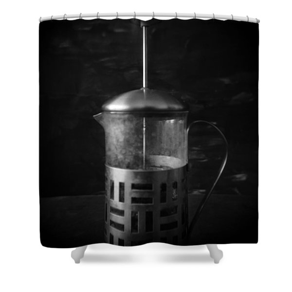 Kettle Shower Curtain