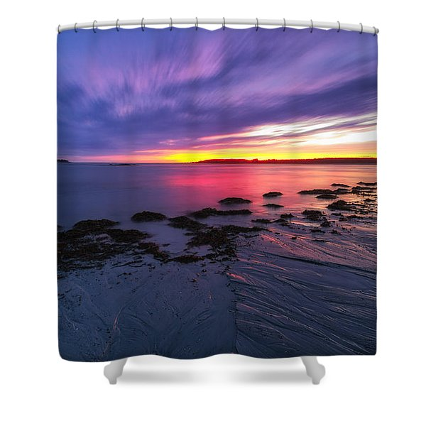 Kettle Cove Shower Curtain