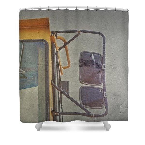 Kick Shower Curtain
