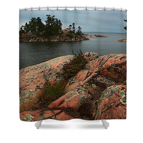 Killarney Chikanishing Trail-1 Shower Curtain