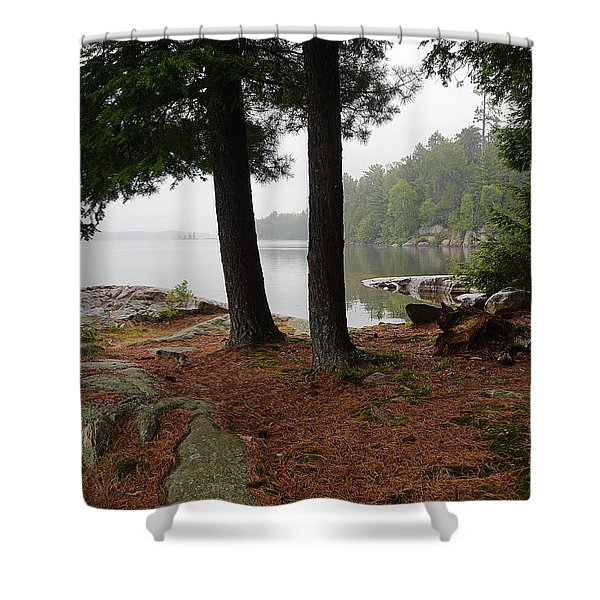 Killarney Scenic-1 Shower Curtain