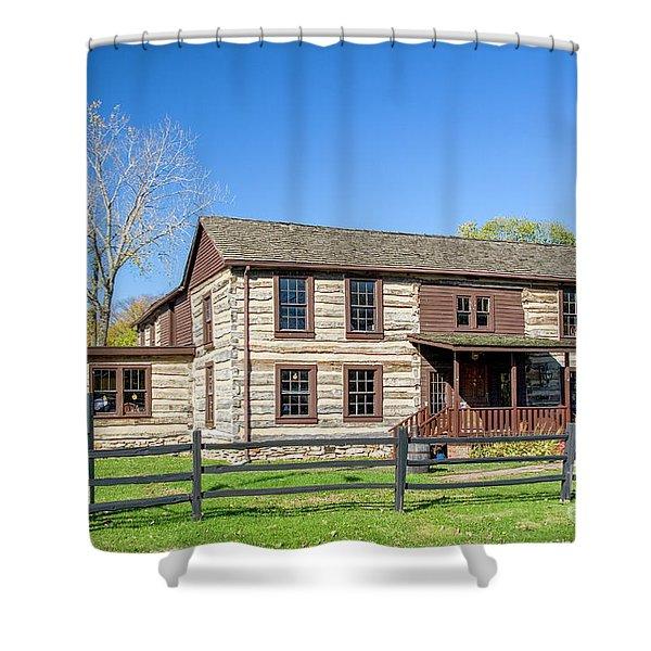 Kimmswick Missouri Mo Usa Shower Curtain