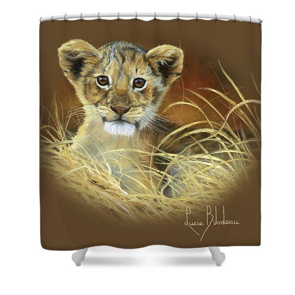 King To Be Shower Curtain
