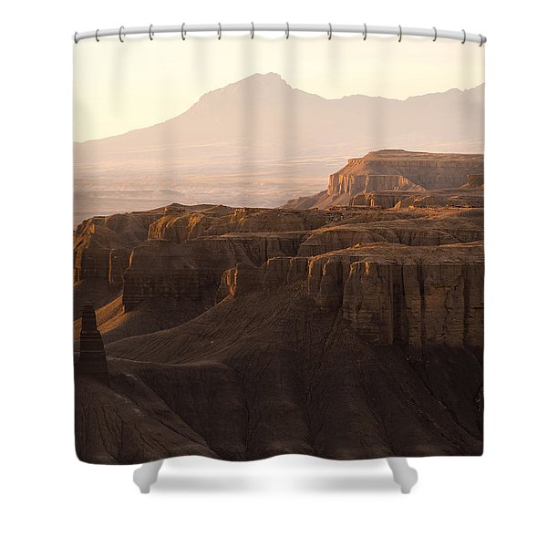 Kingdom Shower Curtain