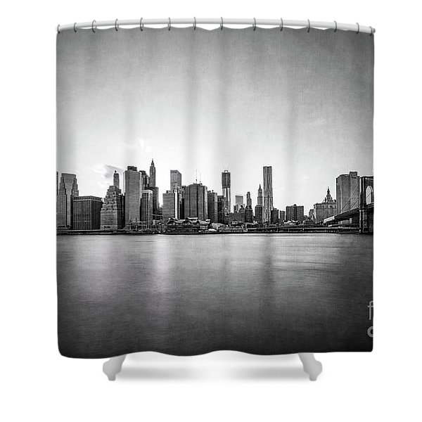 Kingdom Of Giants Shower Curtain