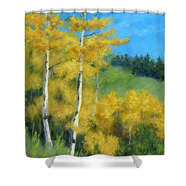 Kings Of Autumn Shower Curtain