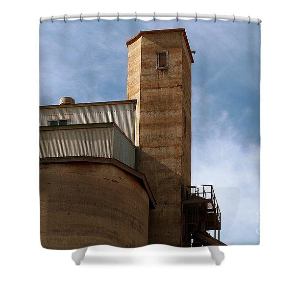 Kingscote Castle Shower Curtain