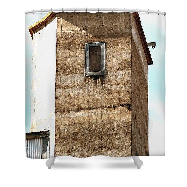 Kingscote Dungeon Shower Curtain