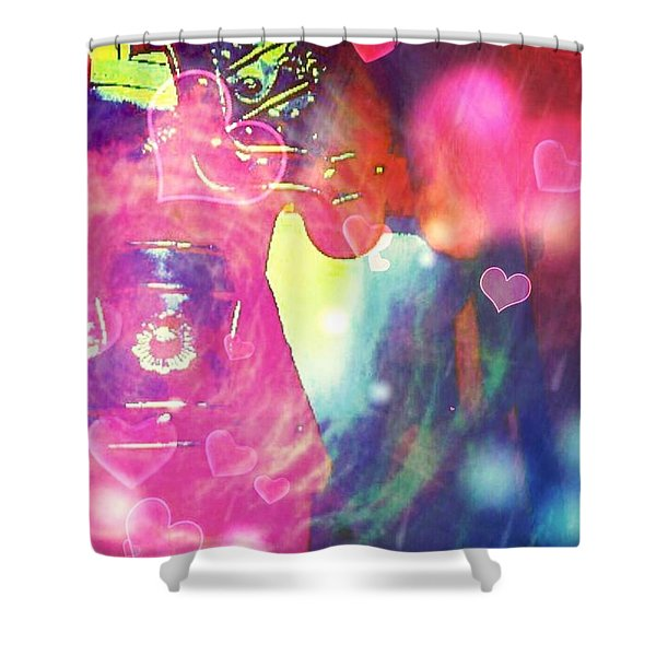 Knight In Shining Armour Shower Curtain